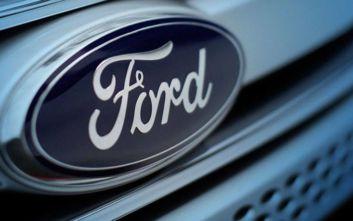 Η Ford παίρνει μέρος στην πρωτοβουλία «New Deal for Europe»