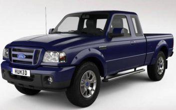 Ανάκληση για 12.749 Ford Ranger