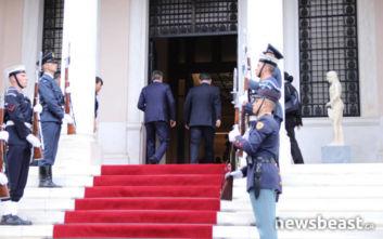 Επίσκεψη Σι Τζινπίνγκ στην Αθήνα: Αυτές είναι οι 16 συμφωνίες που υπογράφηκαν