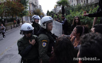 ΑΔΕΔΥ για ΑΣΟΕΕ: «Η κυβέρνηση να ανακαλέσει τις εντολές για συλλήψεις φοιτητών»