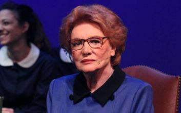 Μάρω Κοντού: Στα 60 χρόνια καριέρας έχω δεχτεί μόνο 2-3 τηλεοπτικές προτάσεις