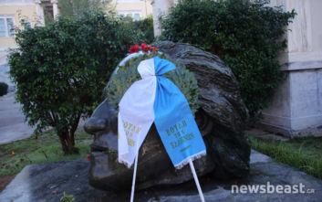 Ξεκίνησαν οι εκδηλώσεις για τον εορτασμό της επετείου της εξέγερσης του Πολυτεχνείου