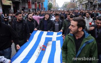 Πολυτεχνείο: Ξεκίνησε η πορεία της ματωμένης σημαίας