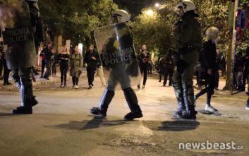 Εξάρχεια: «Δεν είναι αστυνομία, είναι δυνάμεις κατοχής»