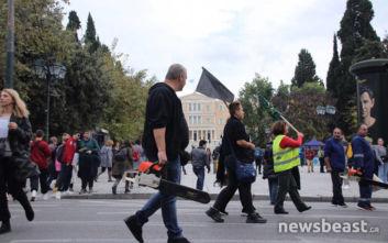 Στους δρόμους οι εργαζόμενοι στα δασαρχεία