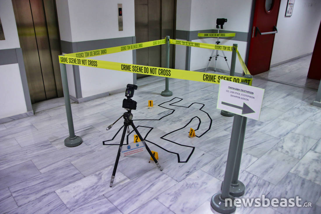 Στα άδυτα του ελληνικού CSI, εδώ όπου εξιχνιάζονται τα μεγαλύτερα εγκλήματα