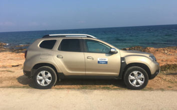 Οδηγούμε το Dacia Duster II 1.5 BluedCi, 4X2, 115hp