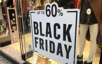 Black Friday 2019: Εντατικές ετοιμασίες στα καταστήματα για την αυριανή ημέρα