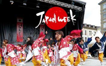 Ιαπωνική Εβδομάδα: Για έξι ημέρες, πάνω από 700 Ιάπωνες καλλιτέχνες θα παρουσιάσουν τα έργα τους στην Αθήνα
