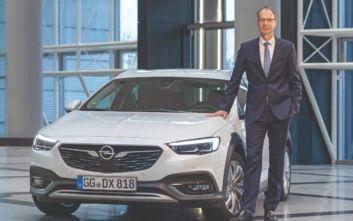Ο Mr Opel πήρε το βραβείο «Manager Of The Year 2019»