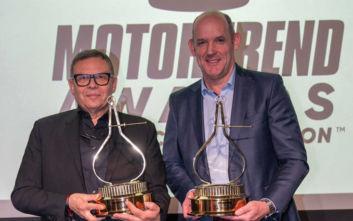 Η Kia βραβεύθηκε ως η καλύτερη μάρκα SUV του 2020