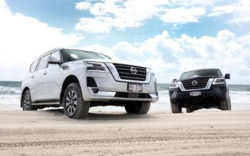 Αυτό είναι το νέο Nissan Patrol