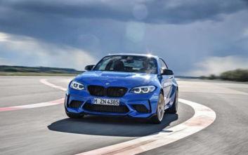 BMW M2 CS, το όμορφο «αγρίμι» που πιάνει τα 0-100 χλμ./ώρα σε 4δευτερόλεπτα