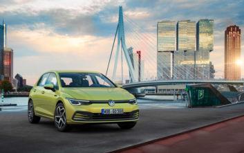Πρεμιέρα του νέου Golf της Volkswagen στην Αυτοκίνηση 2019