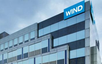 Η τοποθέτηση της Wind για οπτικές ίνες και 5G