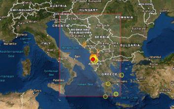 Νέος ισχυρός σεισμός τώρα στην Αλβανία