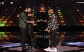 X Factor: Ο παίκτης που αποχώρησε από το 3ο live