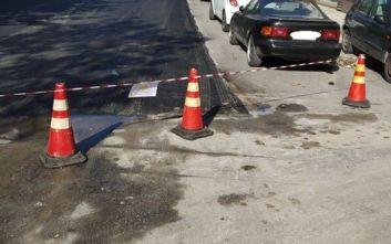 Εργασίας ασφαλτόστρωσης στη Θεσσαλονίκη με... δόσεις