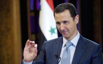 Άσαντ: Στόχος να ανακτήσουμε τον έλεγχο των κουρδικών περιοχών