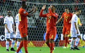 Προκριματικά Euro 2020: Ρωσία - Βέλγιο 1-4