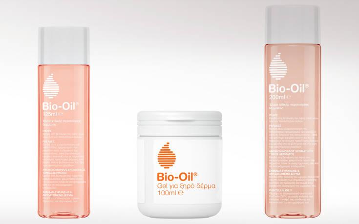 Οι ειδικοί συνιστούν Bio Oil για τις ραγάδες της εγκυμοσύνης