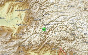 Ισχυρός σεισμός στο Πακιστάν