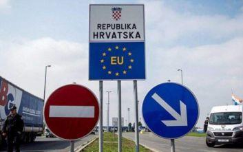 Κροάτες αστυνομικοί άνοιξαν πυρ κατά μεταναστών