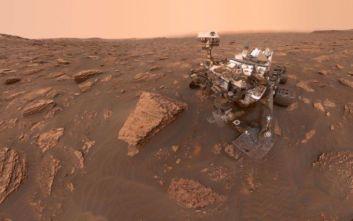 Το οξυγόνο στον πλανήτη Άρη αυξομειώνεται