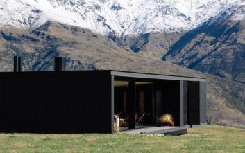 Το σπίτι με τον απεριόριστο σεβασμό στο μεγαλείο της φύσης