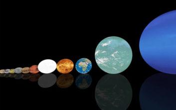 Η διαδραστική οπτικοποίηση που δείχνει πόσο τρομακτικά μεγάλο είναι το Σύμπαν