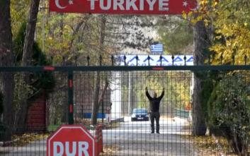 Θρίλερ στον Έβρο: Τζιχαντιστής εγκλωβίστηκε ανάμεσα σε Ελλάδα και Τουρκία
