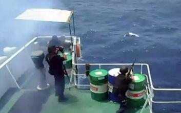 Βίντεο - ντοκουμέντο από τη δράση των πειρατών στην περιοχή που «άρπαξαν» τον Έλληνα ναυτικό