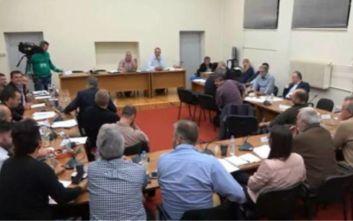 Χαμός στο δημοτικό συμβούλιο Γορτυνίας και βαριές εκφράσεις