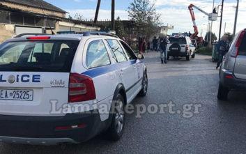 Έφοδος της Αστυνομίας σε καταυλισμό Ρομά στην Ανθήλη