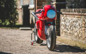 Μια Ducati από… άλλο πλανήτη