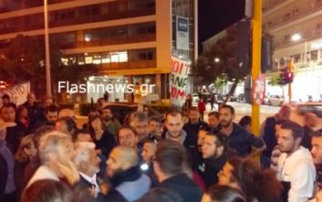 Χανιά: Επεισόδιο με τον τοπικό ΣΥΡΙΖΑ στη συγκέντρωση για το Πολυτεχνείο