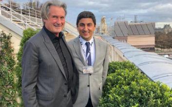 Συνάντηση Αυγενάκη με FIA: Χτίζουμε σχέσεις εμπιστοσύνης για το Ράλι Ακρόπολις και άλλες διοργανώσεις