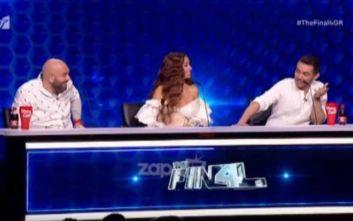 The Final Four – Μιχάλης Χατζηγιάννης: «Νομίζεις ότι με το λεξικό κέρδισα την Ζέτα;»