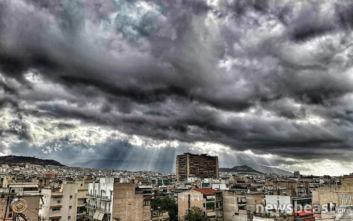 Έτσι ξύπνησε η Αθήνα μετά τη βραδινή καταιγίδα