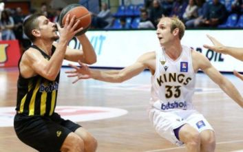 Basket League: Ρέθυμνο - Άρης 70-63