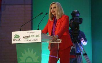 Φώφη Γεννηματά: «Όποιος θέλει να ηγηθεί του κόμματος ας το πει καθαρά, έχουμε συνέδριο το 2021, τον περιμένω»