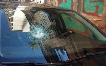 Έσπασαν το παρμπρίζ αυτοκινήτου Ελληνίδας ηθοποιού