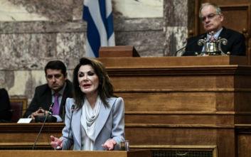 Γιάννα Αγγελοπούλου για «Ελλάδα 2021»: Ο εορτασμός της επετείου της Επανάστασης θα έχει τη λαμπρότητα που επιβάλλεται