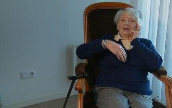 Πέθανε σε ηλικία 103 ετών η Ιβέτ Λαντί, μορφή της γαλλικής Αντίστασης