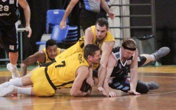 Basket League: Άρης - Κολοσσός 85-87: Τον λύγισε στη δεύτερη παράταση