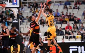 Basket League: ΑΕΚ - Προμηθέας 73-68