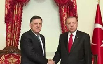Τελεσίγραφο Ελλάδας στη Λιβύη για τη συμφωνία με την Τουρκία
