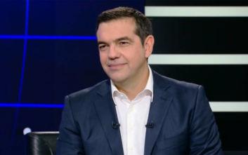 Αλέξης Τσίπρας: Εγώ πήγα στο Πολυτεχνείο και ως πρωθυπουργός