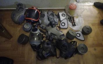 Οι φωτογραφίες της Αστυνομίας από το διαμέρισμα στη Στουρνάρη