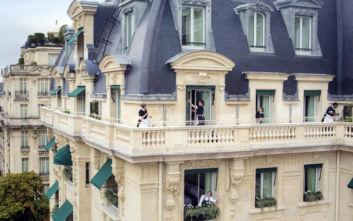 Ένα από τα πολυτελέστερα ξενοδοχεία της Ευρώπης